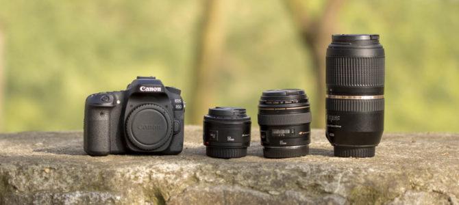 Welche Kamera – Objektive zum Einstieg